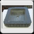 Miscelatori lavandino in pietra da esterno resina - Lavelli da esterno in resina ...